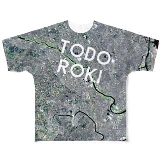 神奈川県 川崎市 Tシャツ 両面 Full graphic T-shirts
