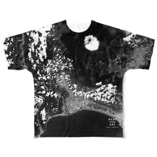 静岡県 富士市 Tシャツ 両面 Full graphic T-shirts