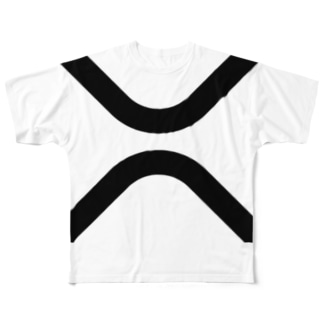 XRP T-shirts Full graphic T-shirts