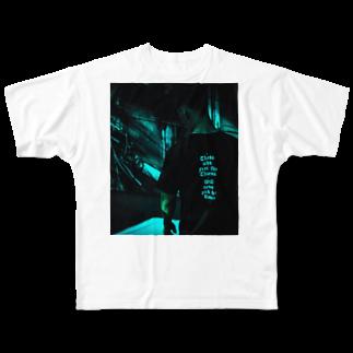 NNNNNNNNNOTTTTのteenager T-shirt Full graphic T-shirts