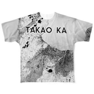 富山県 高岡市 Tシャツ 両面 Full graphic T-shirts