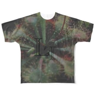 プリントTシャツ Full graphic T-shirts