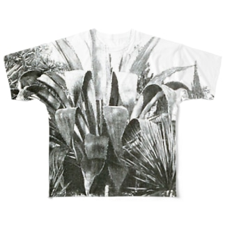 Agave(アガベ) Full graphic T-shirts