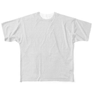 透明人間になれる.png Full graphic T-shirts