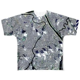 東京都 墨田区 Tシャツ 両面 Full graphic T-shirts
