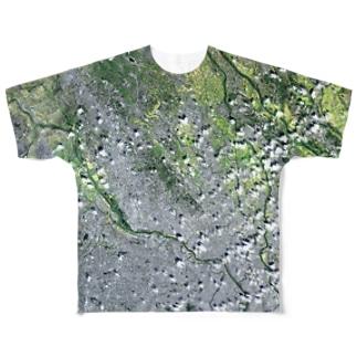 埼玉県 川口市 Tシャツ 両面 Full graphic T-shirts