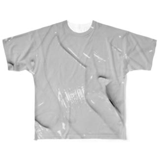 自分の毎日をクリエイト Full graphic T-shirts