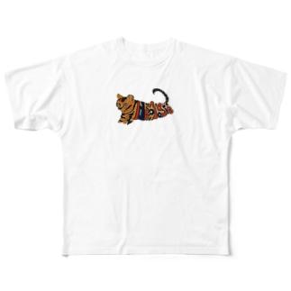 イデオロギー2 Full graphic T-shirts