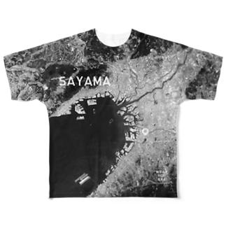 大阪府 堺市 Tシャツ 両面 Full graphic T-shirts