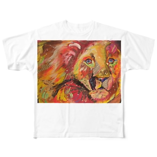 Lucy  Full graphic T-shirts