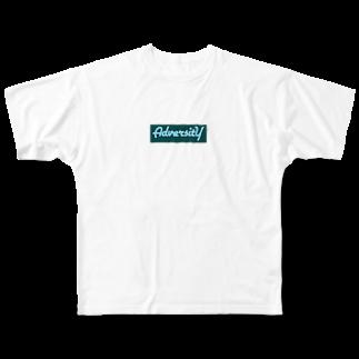 AdversitYのAdversitY _ Full graphic T-shirts