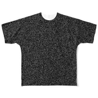 WhiteNoise Full graphic T-shirts