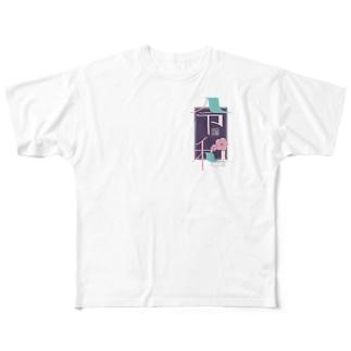 ハッピー令和シリーズ Full Graphic T-Shirt