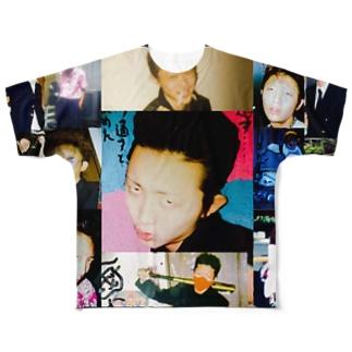 帰ってきた不良Mサイズ用 Full graphic T-shirts