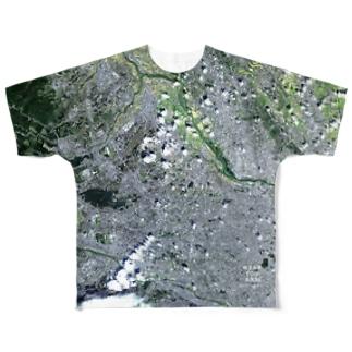 埼玉県 所沢市 Tシャツ 両面 Full graphic T-shirts