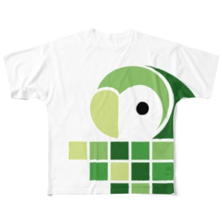 Full Graphic T-shirt - Color Full graphic T-shirts