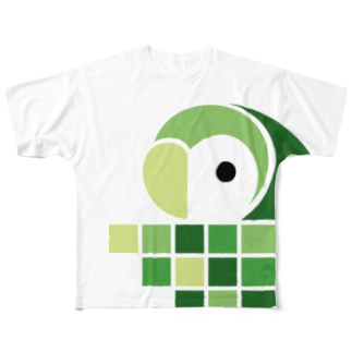 Pixela ShopのFull Graphic T-shirt - Color Full graphic T-shirts