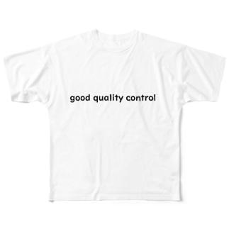 good quality Full graphic T-shirts
