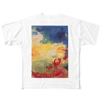 ともだちの国 Full graphic T-shirts