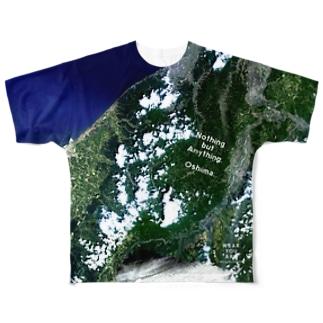 新潟県 上越市 Tシャツ 両面 Full graphic T-shirts