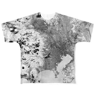 埼玉県 入間市 Tシャツ 両面 Full graphic T-shirts