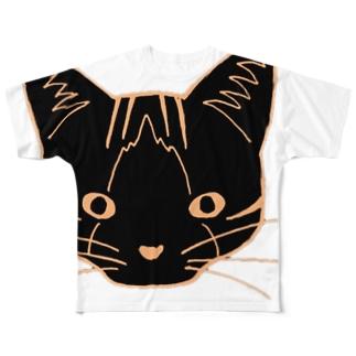 夢のきーくん Full graphic T-shirts
