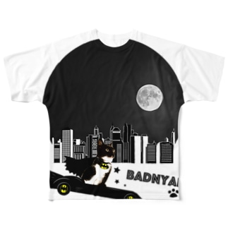 BADNYAN Full graphic T-shirts