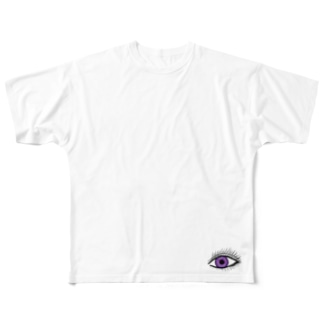 見てます Full graphic T-shirts