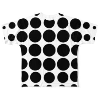 dot Full graphic T-shirts