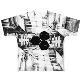 CELLPRIME Full graphic T-shirts