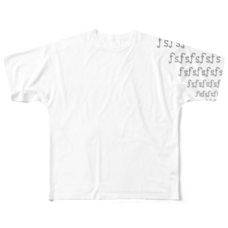 favoritestyle fsシリーズ Full graphic T-shirts