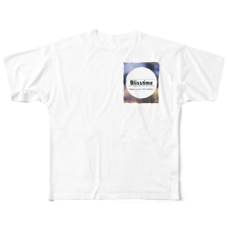 Bliss time Full graphic T-shirts