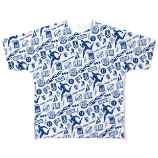 Avispa F.C.のAVISPATTERN Full graphic T-shirts