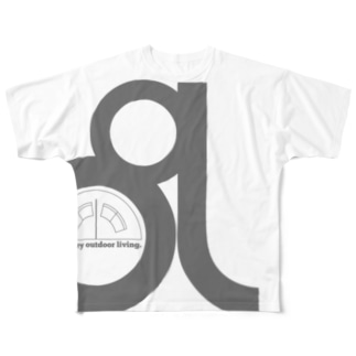 OOL  (ordinary outdoor living) Full graphic T-shirts