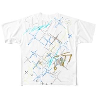 SHINING Full graphic T-shirts