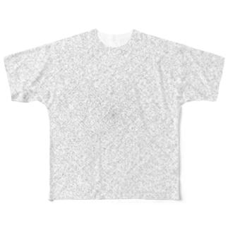 ウラムの螺旋 Full graphic T-shirts