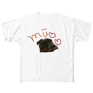 個人用 Full graphic T-shirts