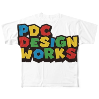 pdc_M Full graphic T-shirts