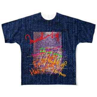 Each day Full graphic T-shirts