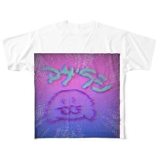 アザラシ! Full graphic T-shirts