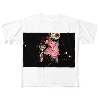 HARUKOMA Full graphic T-shirts
