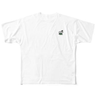オーストラリアを救おう Full graphic T-shirts