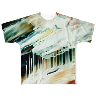 6 Full graphic T-shirts