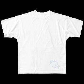 MiMiCのふゆ Full graphic T-shirts