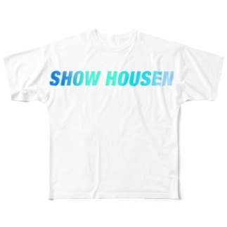ENDLESS SUMMER Tee BLUE Full graphic T-shirts