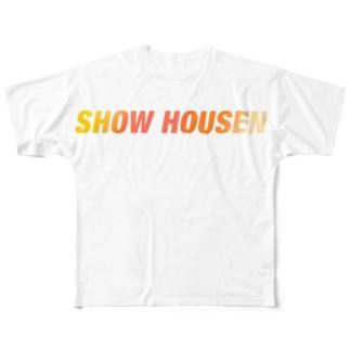 ENDLESS SUMMER Tee ORANGE Full graphic T-shirts