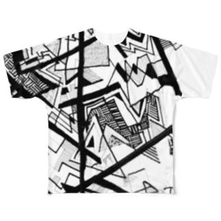 ZEN Full graphic T-shirts
