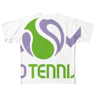 ID TENNIS Full Graphic T-Shirt
