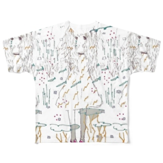 びびび Full graphic T-shirts