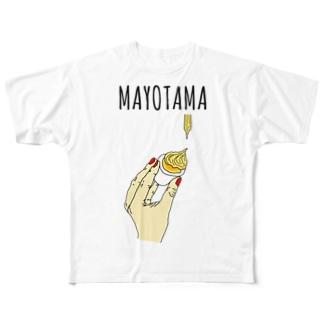 MAYOTAMA Full graphic T-shirts